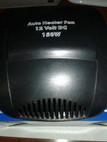 Тепловентилятор 12В, 150Вт