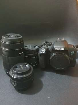 Canon 800D for sale