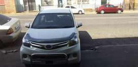 TOYOTA AVANZA SX 1.5model