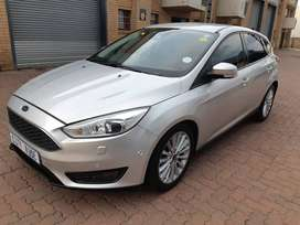 Ford Focus EcoBoost  Year Model: 2015 Mileage:96000km Engine:1.0ltr