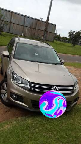 Immaculate Tiguan for sale Sunninghill
