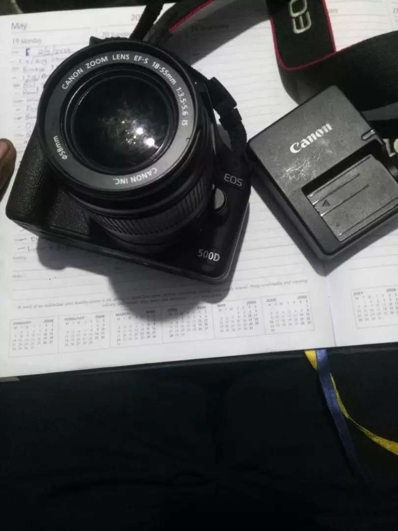 New Canon 500D 0