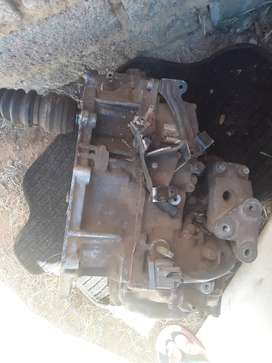 Automatic gearbox for opel astra h