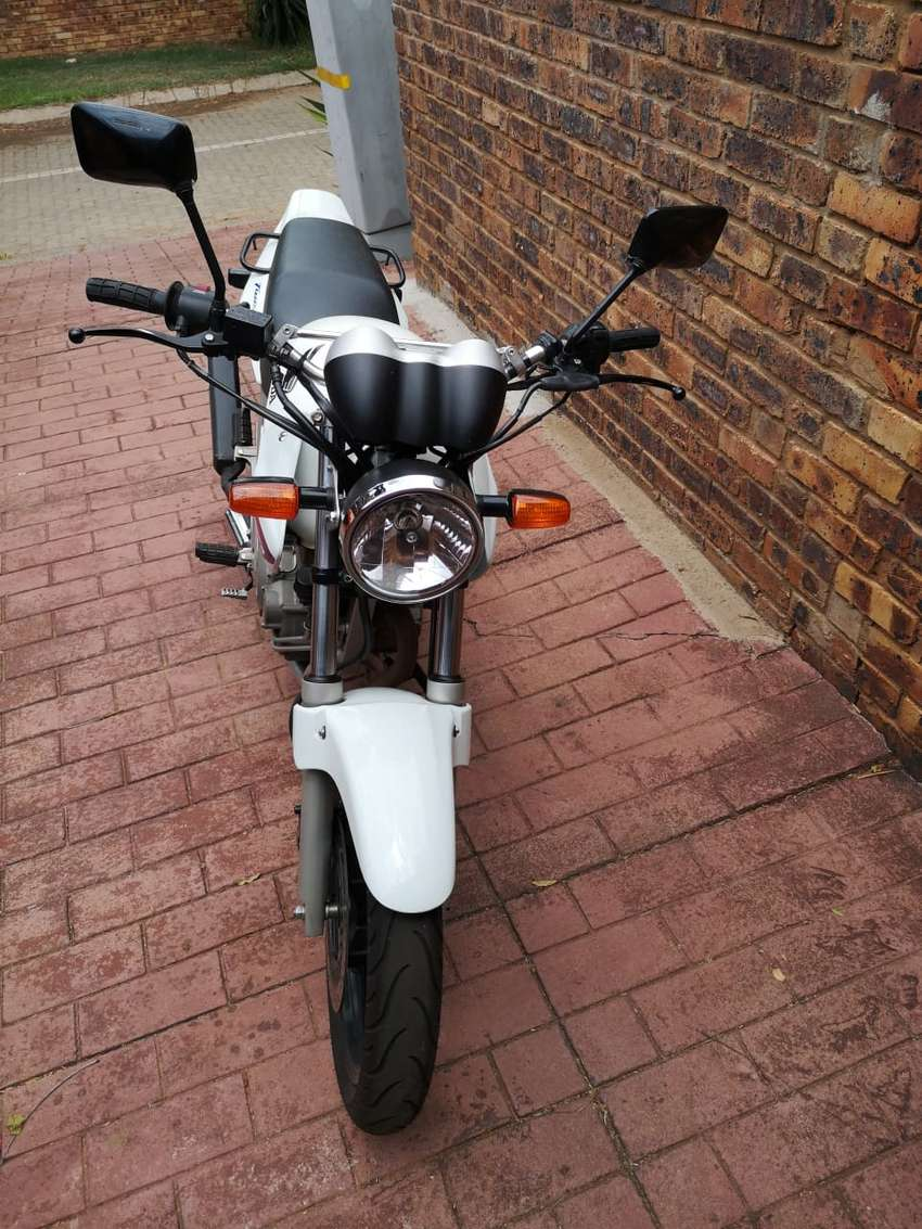 Honda CBX250 exclellent condition and licenced 0