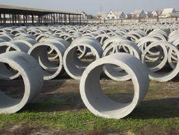 Продам бетонные кольца КС 20-9