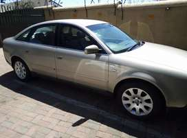 Well kept audi a6 in great condition