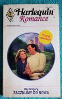 Harlequin romance - Zacznijmy od nowa - Kay Gregory