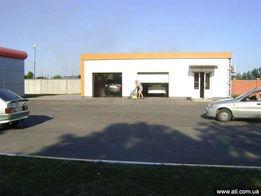 Продам действующую автомойку в центре Мариуполя с возможностью реконст