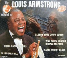 Louis Armstrong 2 CD The Best Of