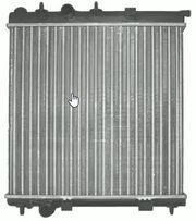 Новий радіатор охолодження PEUGEOT/CITROEN NRF 53837