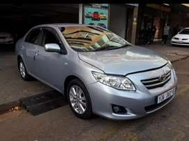 2009 TOYOTA COROLLA, 2.0 D4D, MANUAL TRANSMISSION