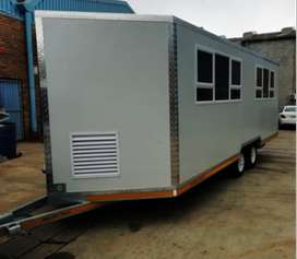 Trinity Clinic/Medical Trailers for Sale - brand NEW !!!