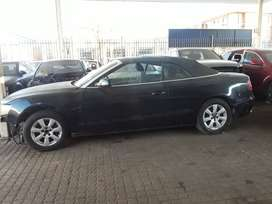AUDI A5 2.0T STRIPPING FOR SPARES