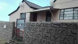 2 BED SEMI-DETACHED HOUSE WITH PRE-PAID ELECTRICITY & WATER