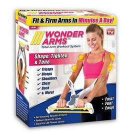 Brand New! Wonder Arms Total Arm Workout