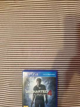 Ps4 Uncharted 4 a theifs end