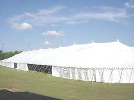Peg And Pole Marquees For Sale