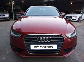 2014 Audi A4,2.0 tsfi,100,000km for R145,000