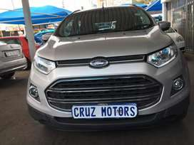 Ford  Ford Ecosport  1.5 auto