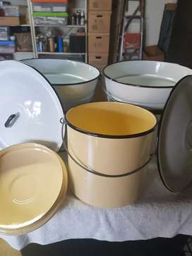 6 piece Canisters