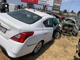 2017 Nissan Almera Stripping For Spares
