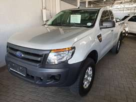 %2014 Ford Ranger 2.2TDCI XL Supercab-Like New-Only R199900