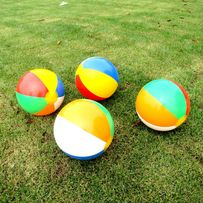 Piłka plażowa ogrodowa dmuchana kolorowa pilka