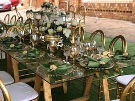 decor and catering services