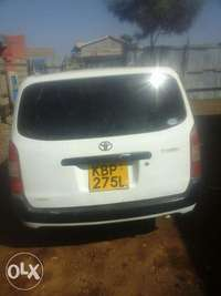 KBP Toyota probox manual in Naivasha town 0
