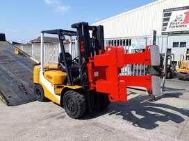 FORKLIFT ATTACHMENTS AVAILABLE
