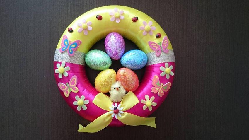 Velikonoční věnec 0
