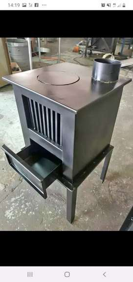 1 Plate Stoves