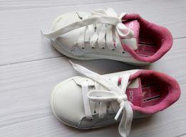 Брендовые кожаные кроссовки Ralph Lauren для девочки 23-24р
