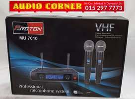 Proton Microphone Cordless New