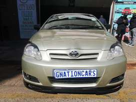 Toyota Runx RS 1.6 manual 2007 for SELL