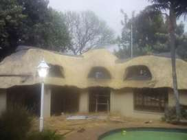 Thatching and Swimming-pools