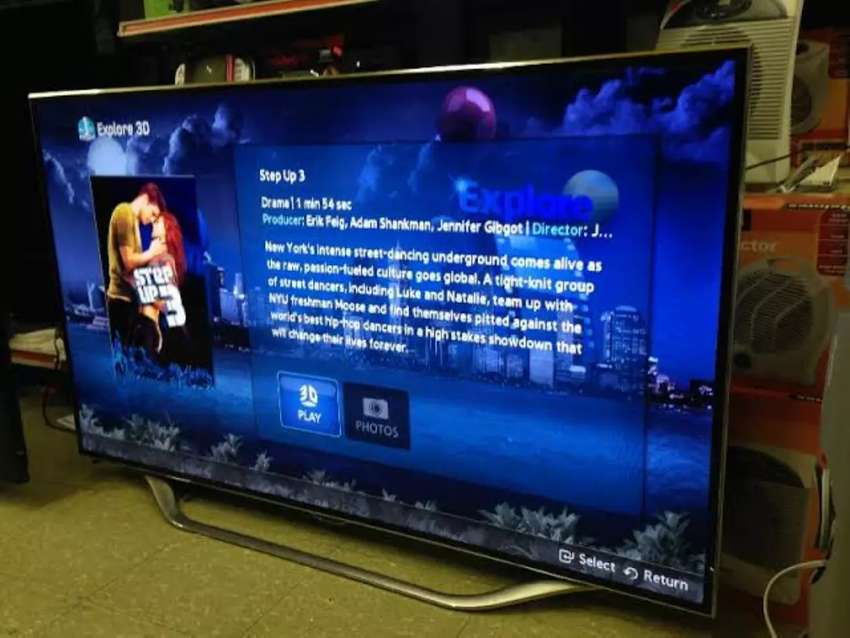 IM LOOKING FOR A SAMSUNG 65 INCH SMART TV 0