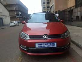 Polo TSI Highline dsg