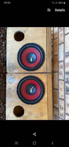 Star Sound Subwoofers