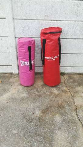 2 x Boxing Bags for sale