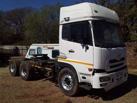 2011 Nissan UD 460 Horse Truck Tractor