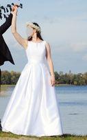 Suknia ślubna OSTOYA, rozmiar 38