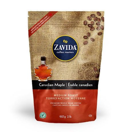Кофе Zavida Canadian Maple
