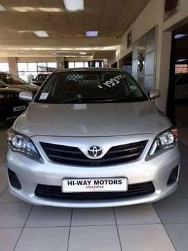 Pre-owned Toyota Corolla