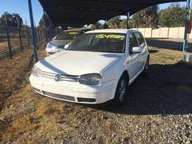 Golf 4  great condition