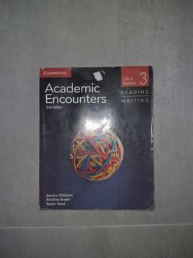 Academic Encounters (2nd edition)