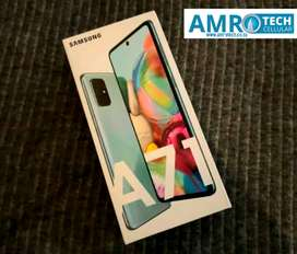 Brand New Samsung A71 128GB  Sealed in box