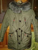 Зимняя курточка женская