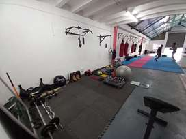 Gym space to rent for personal trainers R2000pm