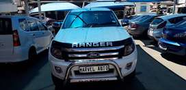 2016 Ford Ranger 2.2 6Speed Double Cab 4x4